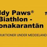 Muddy Paws K9 Coronakarantän